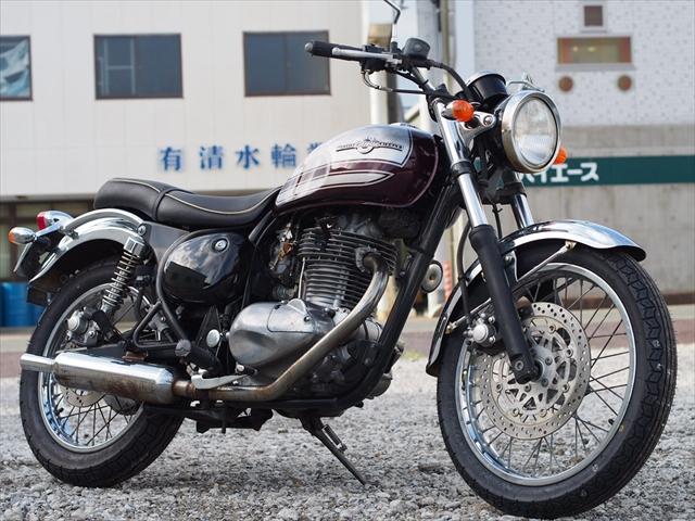 ~250cc Aクラス 車種を見る